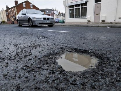 Why Do Potholes Keep Appearing Again And Again?