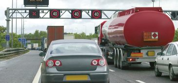 How well do you know the rules of motorways?