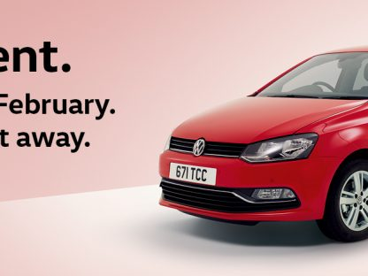Shining the spotlight on the Volkswagen Polo Match