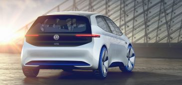Introducing Volkswagen Group's MOIA Brand