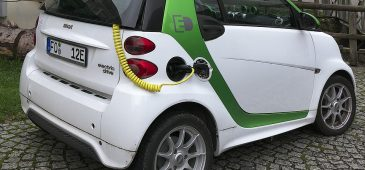 It's expansion for the electric vehicle industry