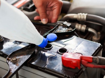 Three Things To Know About Replacing Your Car Battery