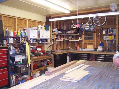 5 Essential Pieces of Equipment for Your Home Garage