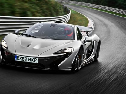 5 Cars with 7-Minute Nürburgring Lap Time