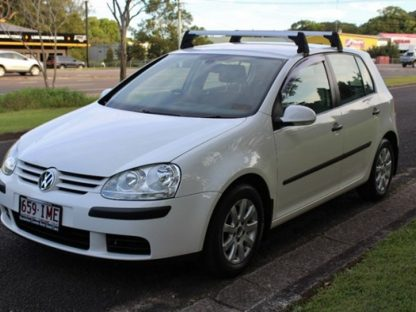 2004 Volkswagen Golf V Sportline Hatchback Review