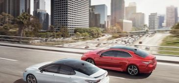 5 Reasons the 2018 Toyota Camry was Named the #1 Midsize Car