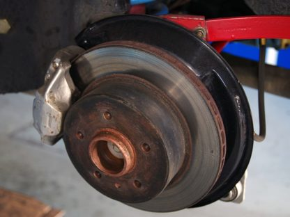 Signs that it's time to get your brakes checked