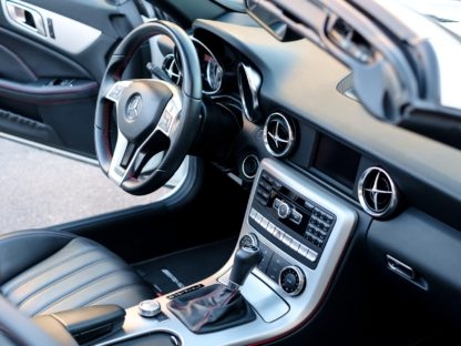Unconventional technology in luxury cars